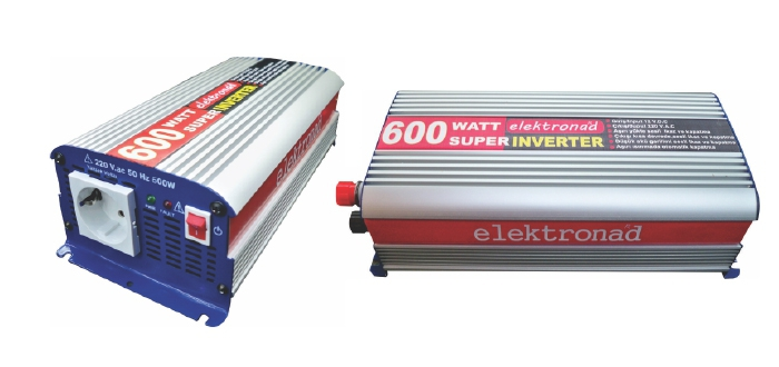 600 Watt İnvertör